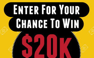 Enter to win 20K!